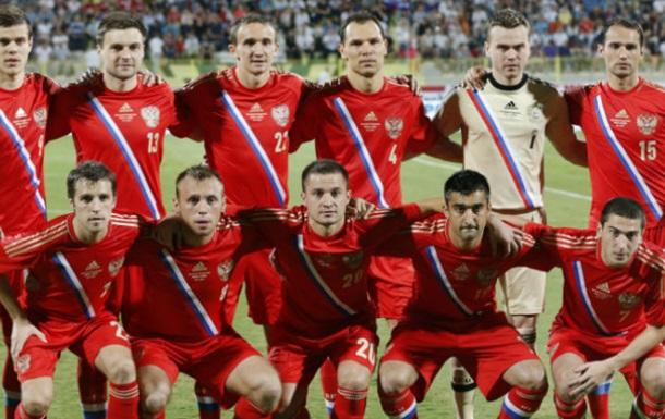 Опублікована остаточна заявка збірної Росії на Євро-2016