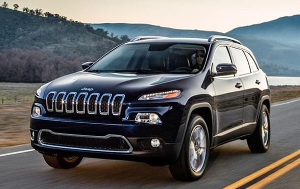 Chrysler відкликає з Китаю позашляховики