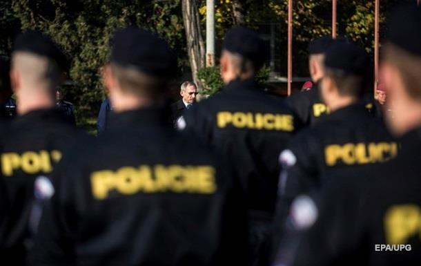 В Чехии задержаны пять украинцев
