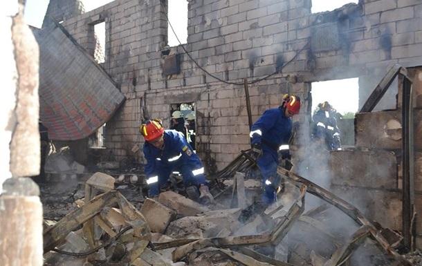 Владелец сгоревшего дома престарелых арестован