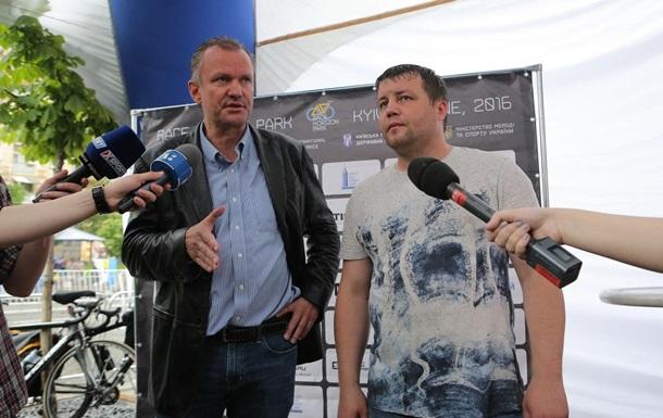 Позиція організаторів щодо скасування велогонки Horizon Park Race Maidan 2016