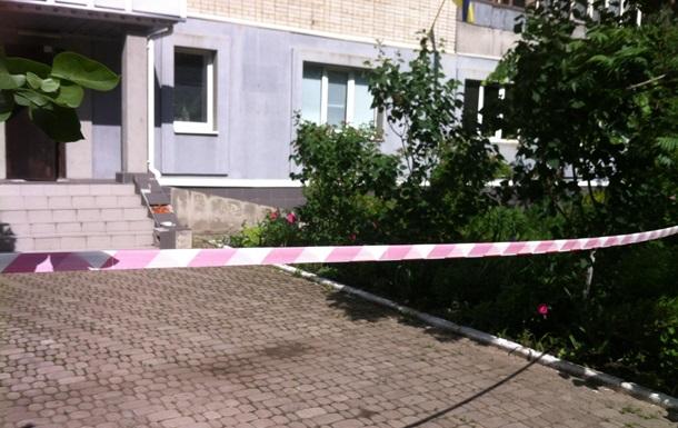 У Сумах вночі підпалили офіс Батьківщини