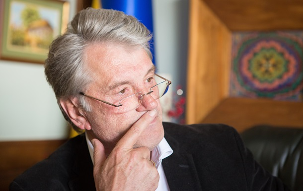 Україну руйнує криза єдності. Інтерв'ю з Ющенком