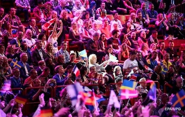 В Украину приехала делегация Евровидения