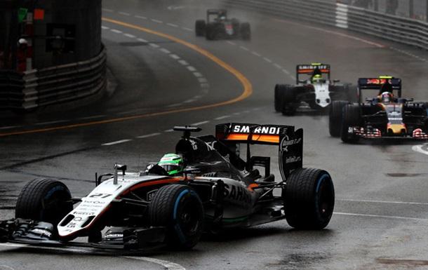 Формула-1. Форс Индия: ошибка команды стоила Хюлькенбергу подиума