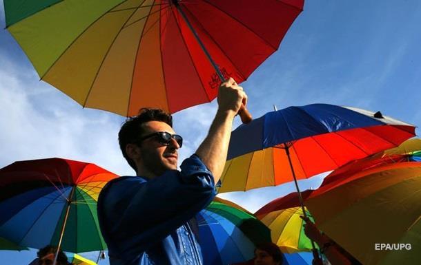 У США побачили двократне зростання числа геїв