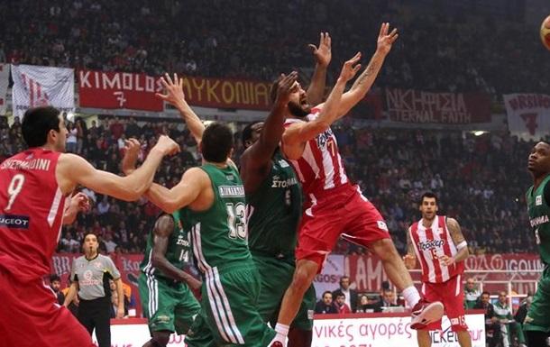 Екшн у фіналі чемпіонату Греції