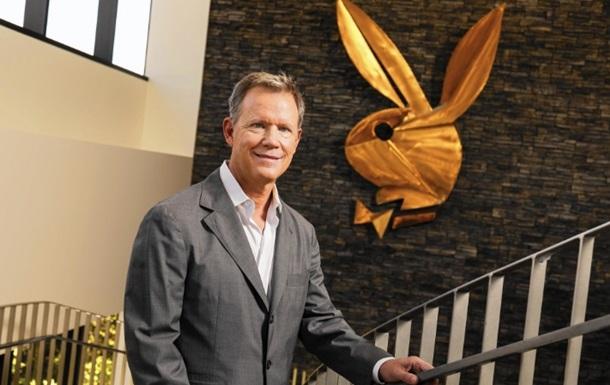 Playboy залишився без гендиректора