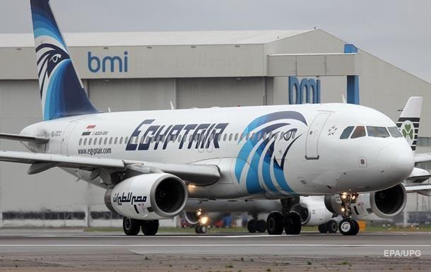 ЗМІ повідомили про неполадки літака EgyptAir перед катастрофою