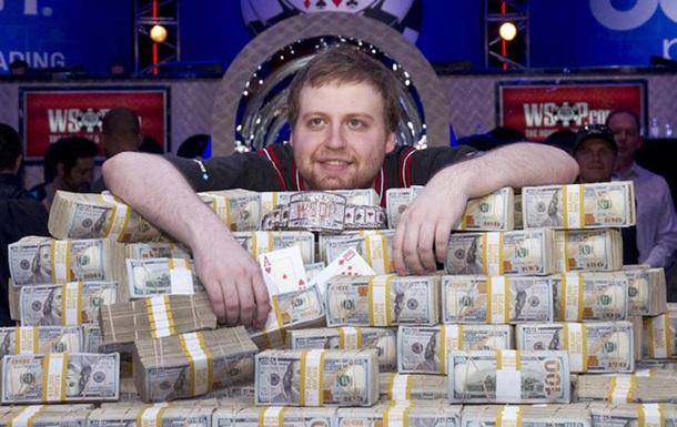 Стартував World Series of poker - Світова покеру серія 2016