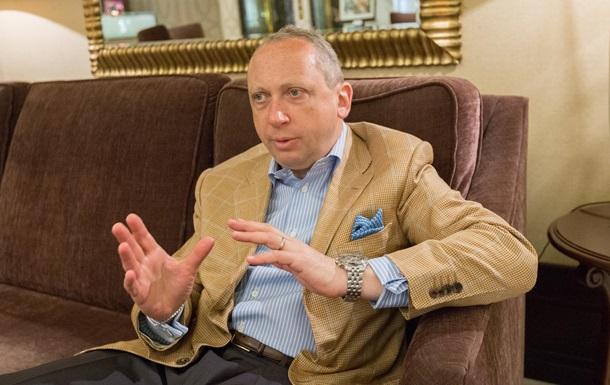 Україні бракує лідерства. Інтерв'ю зі Славою Рабиновичем