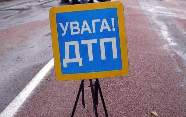 ДТП на Львовщине с маршруткой: восемь пострадавших