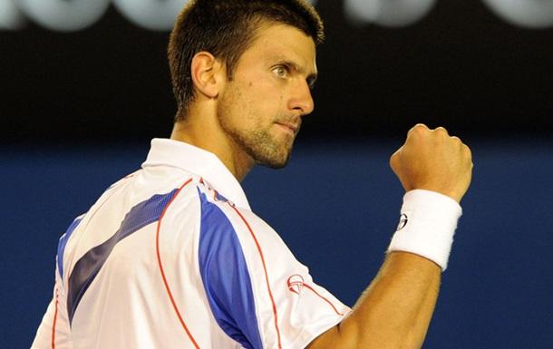 Джокович: Тім показує найкращий теніс у своєму житті