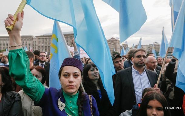 У Конституцію готують поправки про автономію татар