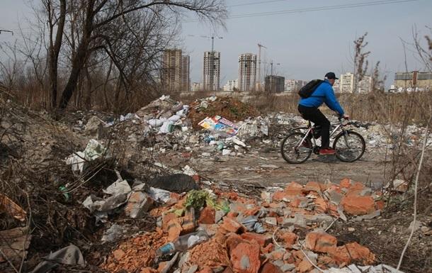 В Киеве штрафы за мусор вырастут до 17 тысяч гривен