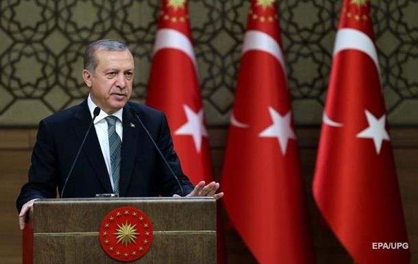 Ердоган про визнання ФРН геноциду вірмен: Це шантаж