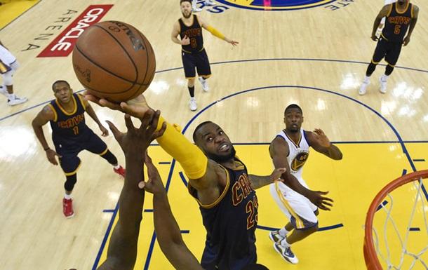 НБА. Перша гра фіналу плей-офф побила рекорди телевізійного рейтингу