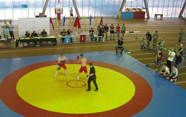В Запорожье состоялся турнир по ММА