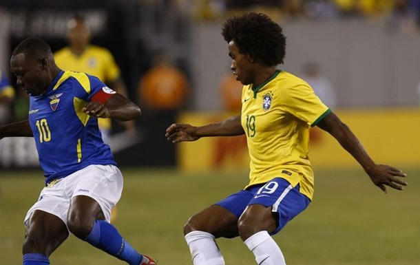 Копа Америка. Бразилия теряет очки с Эквадором, Перу сильнее Гаити