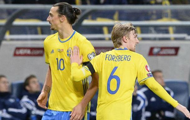 ТМ. Швеция разгромила Уэльс