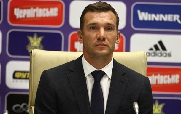 Шевченко: У нас непроста група, але ми сподіваємося на успішний виступ