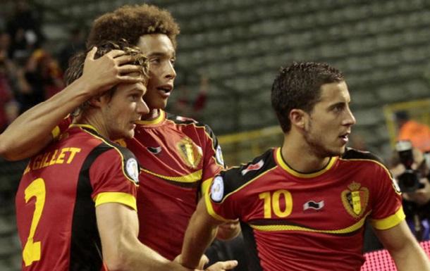 ТМ. Бельгія здобуває вольову перемогу над Норвегією