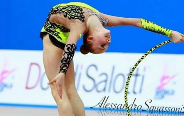 Українка перемогла на турнірі з художньої гімнастики в Іспанії
