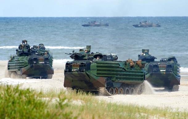 Войска НАТО впервые высаживаются в Финляндии