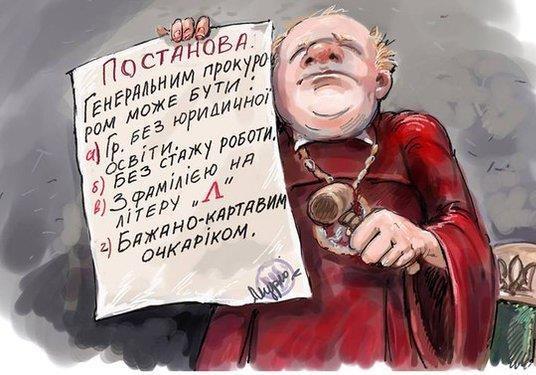 Луценко реформатор