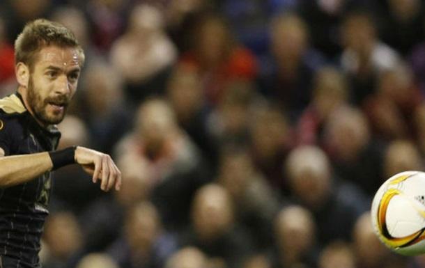 Девіч - автор найкращого голу Рубіна в сезоні 2015/16