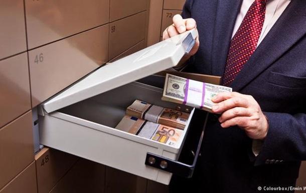 Австрія фіксує наплив сумнівних грошей з України