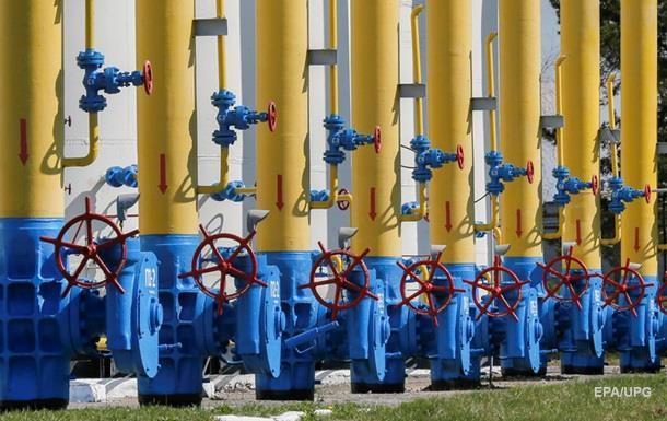 Украина готова возобновить импорт газа из России