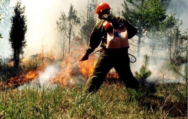 На Камчатке бушуют лесные пожары