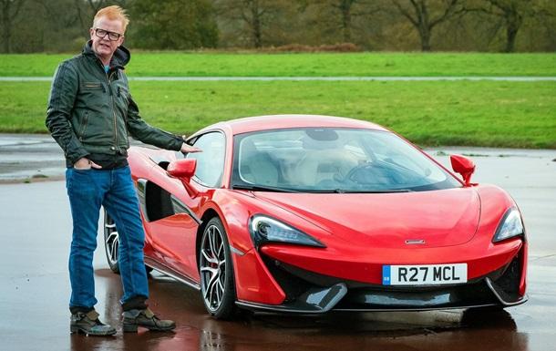 Новий Top Gear провалився на телебаченні