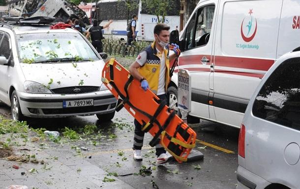 Турецьким ЗМІ заборонили висвітлювати теракт у Стамбулі