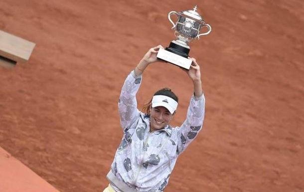 Мугуруса: Хочу домінувати в жіночому тенісі