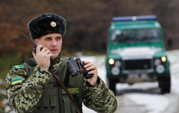 Украинские пограничники будут работать на Евро-2016
