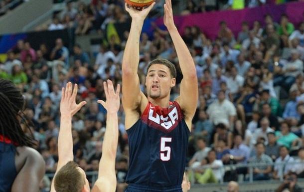 НБА. Томпсон: Грати за збірну США - честь для мене