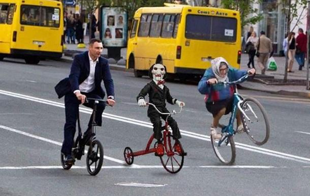 Не конституционное решение Кличко