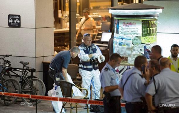 Перестрелка в Тель-Авиве: трое убиты