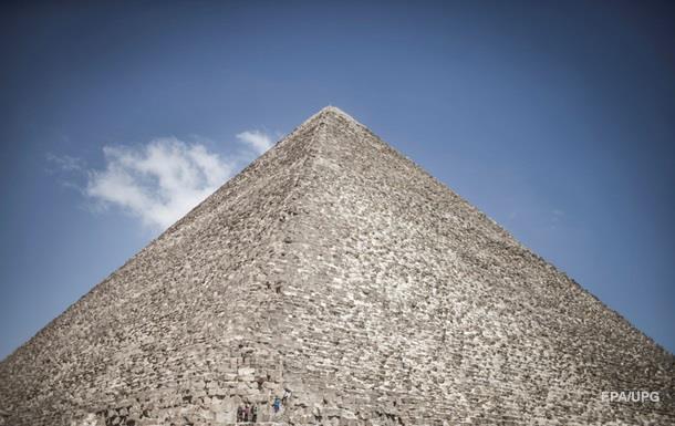 Бойовики ІДІЛ погрожують підірвати єгипетські піраміди