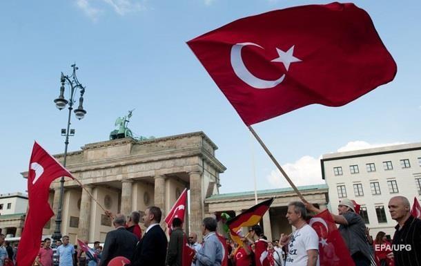 Турция готовит  план действий  против Германии