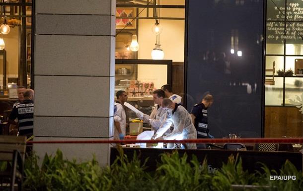 Стрельба в Тель-Авиве: количество жертв выросло до четырех