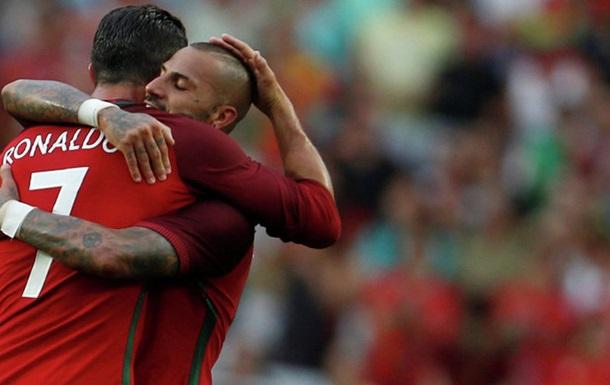 ТМ. Португалия уничтожает Эстонию