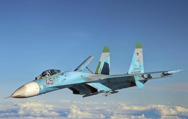 У Росії розбився винищувач МіГ-29
