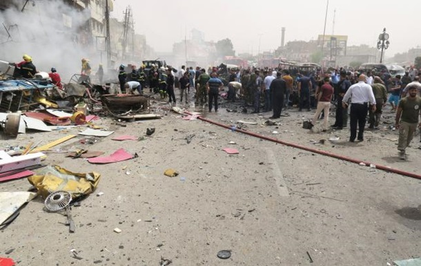 Теракти в Багдаді: більше 20 загиблих