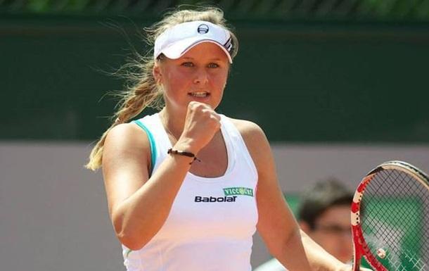 Хертогенбосх (WTA). Козлова выходит в четвертьфинал