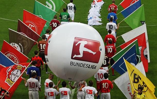 Доходы Бундеслиги от телетрансляций возрастут на 85%.