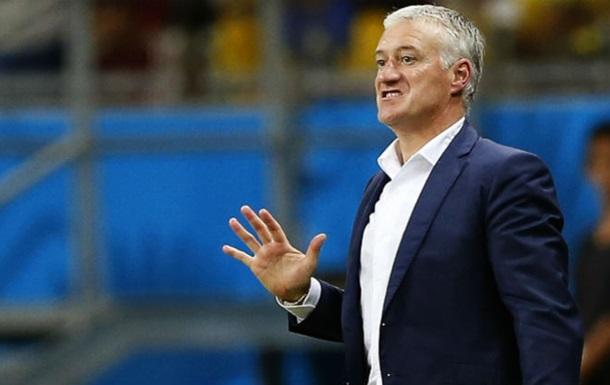 Дешам: Румунія не здасться без бою