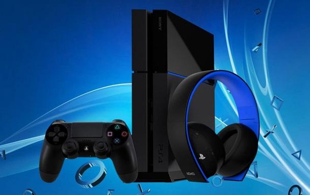 Sony випустить поліпшену PS4